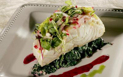 Fish And Shellfish Recipes California Cookbook