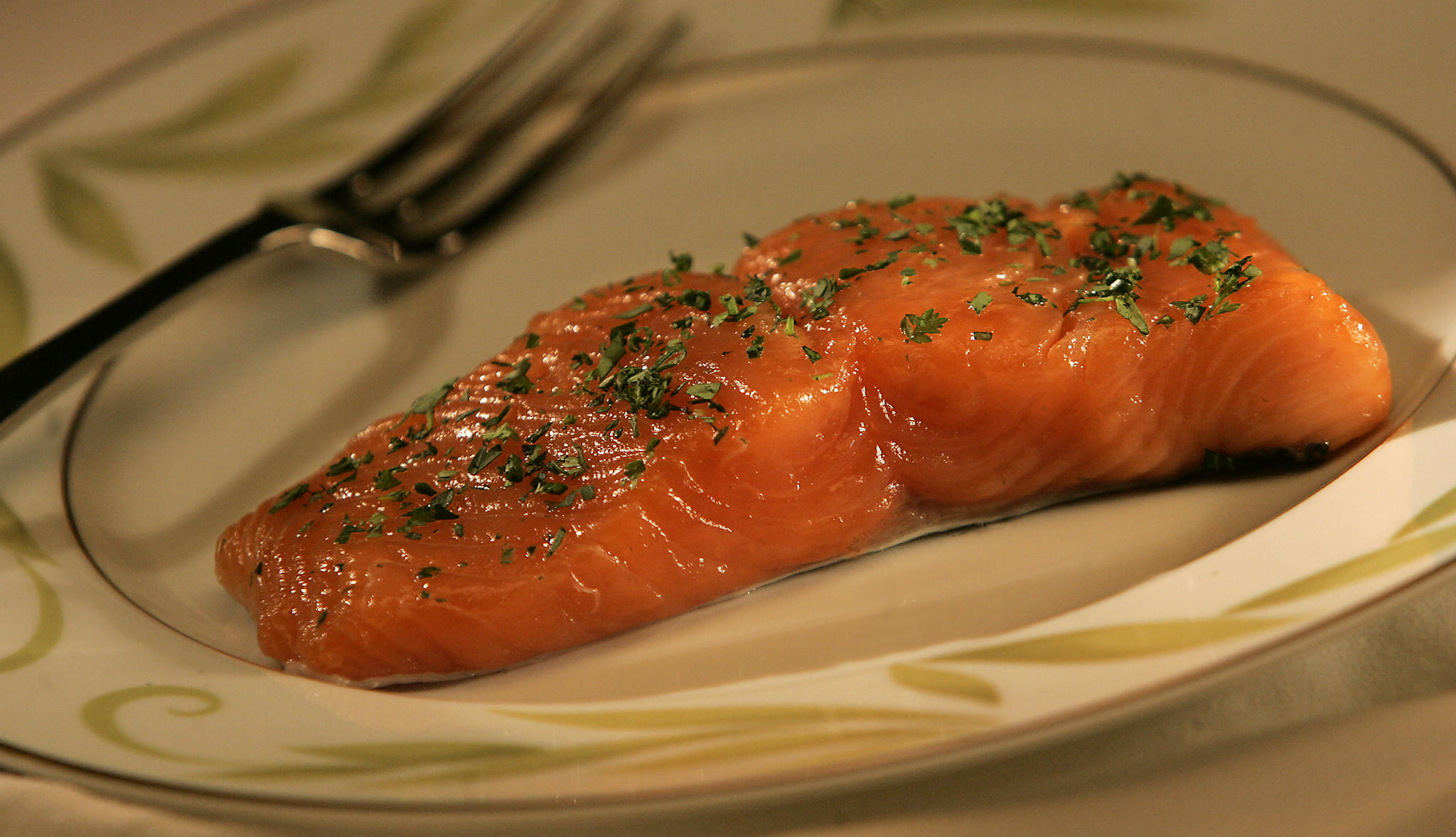 Recipe Slow Cooked Salmon La Times Cooking