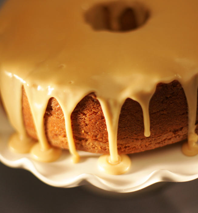 Butter And Brown Sugar Glaze For Cake
