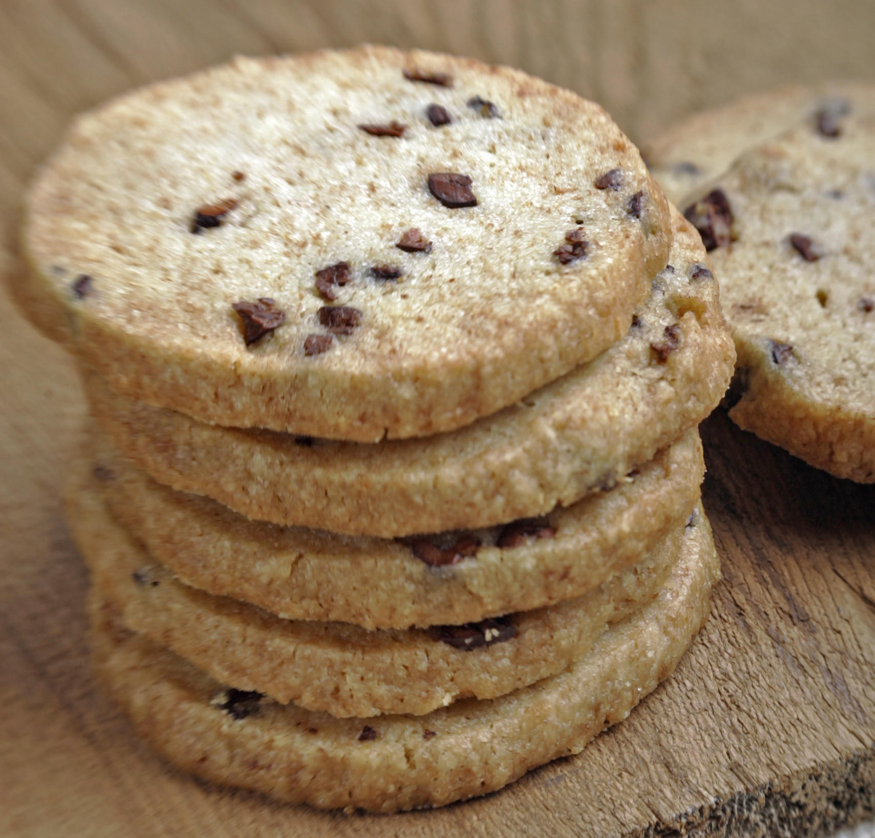 Nibby whole-wheat sables