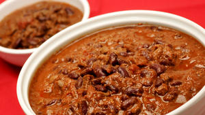 Senator Danforth's chili
