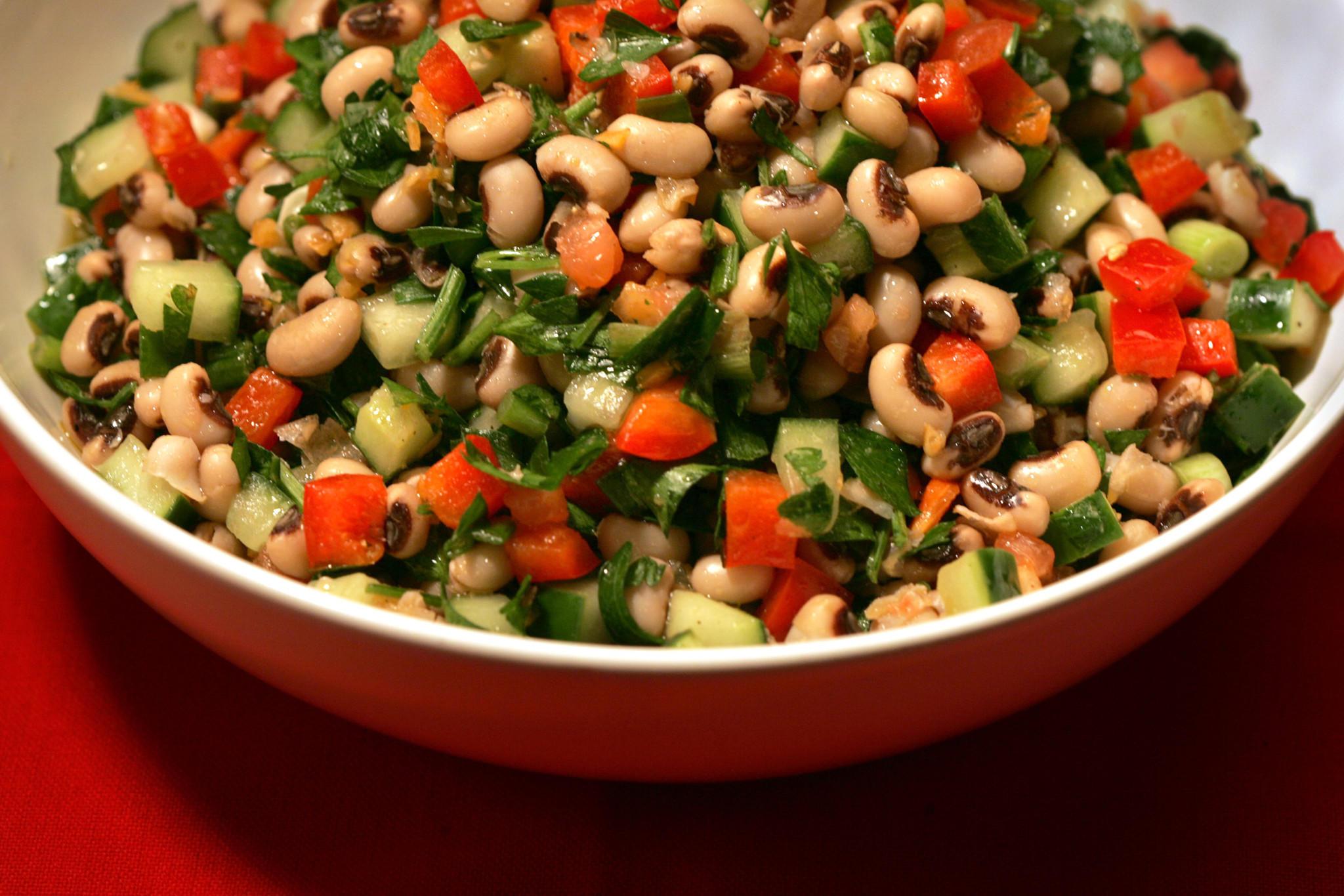 Black Eyed Pea Food Recipe