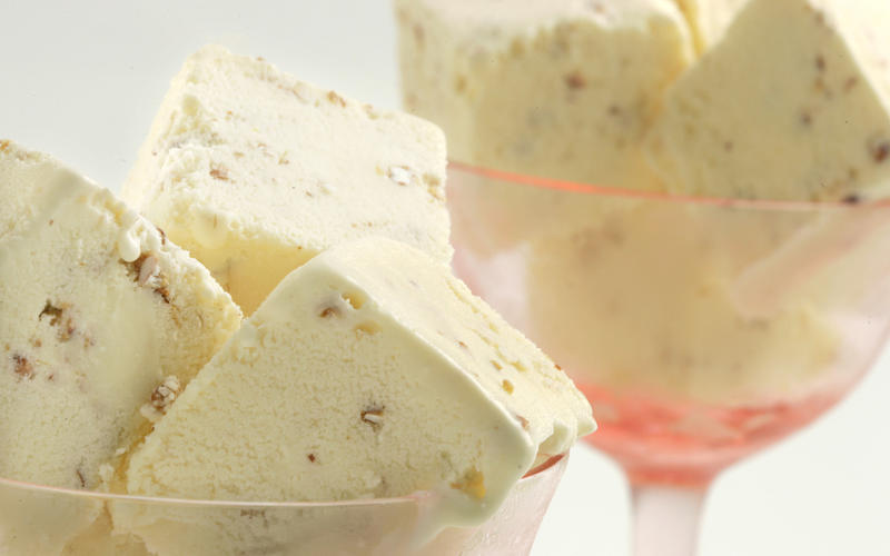 Buckwheat ice cream