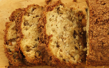 1881 Coffee Cafe's Dutch apple walnut loaf