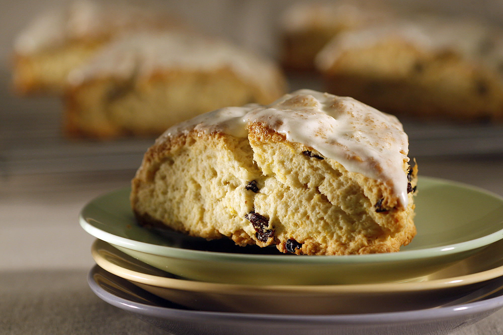 Sweetie Pie's orange breakfast scones