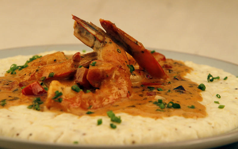 Bar/Kitchen's shrimp and grits