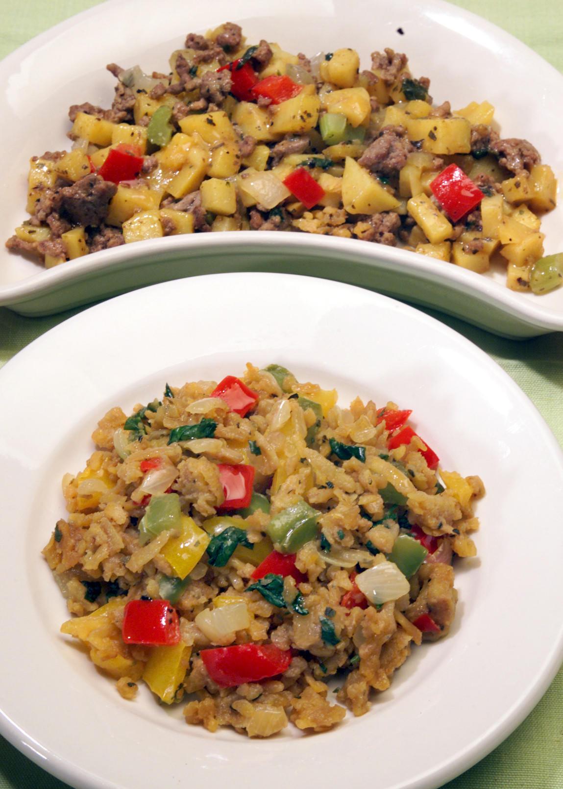 Recipe Potato Picadillo With Ground Meat Picadillo De Papa Con