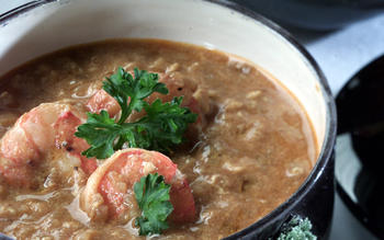 Chaya Spicy Louisiana Shrimp Soup