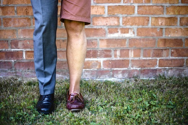Why Men Can't Wear Shorts In The Workplace