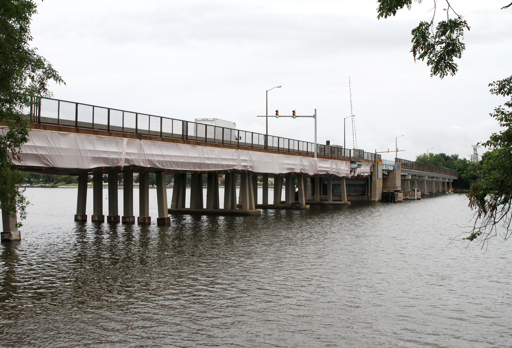 Pasadena's Stoney Creek bridge reopened - Baltimore Sun