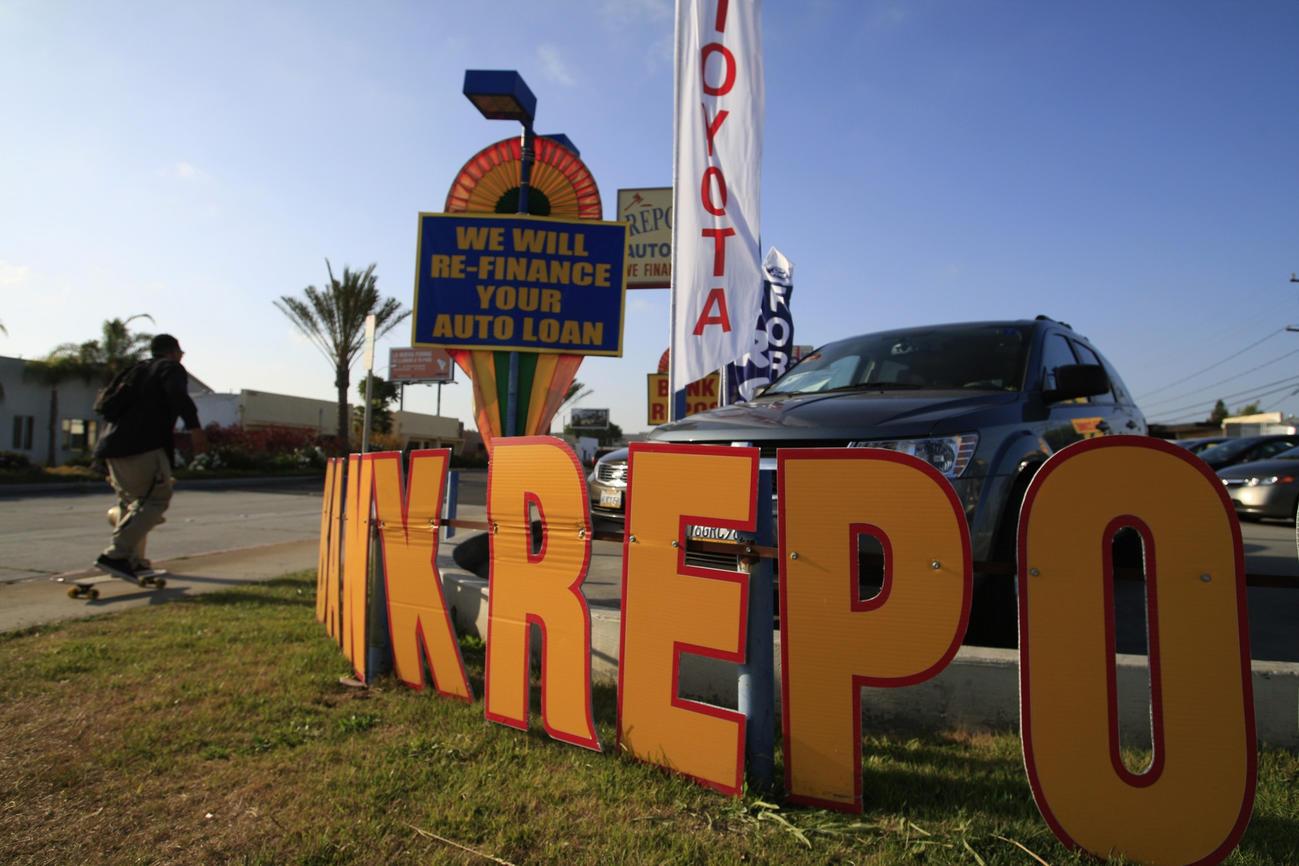 Buy Car With Bad Credit Los Angeles
