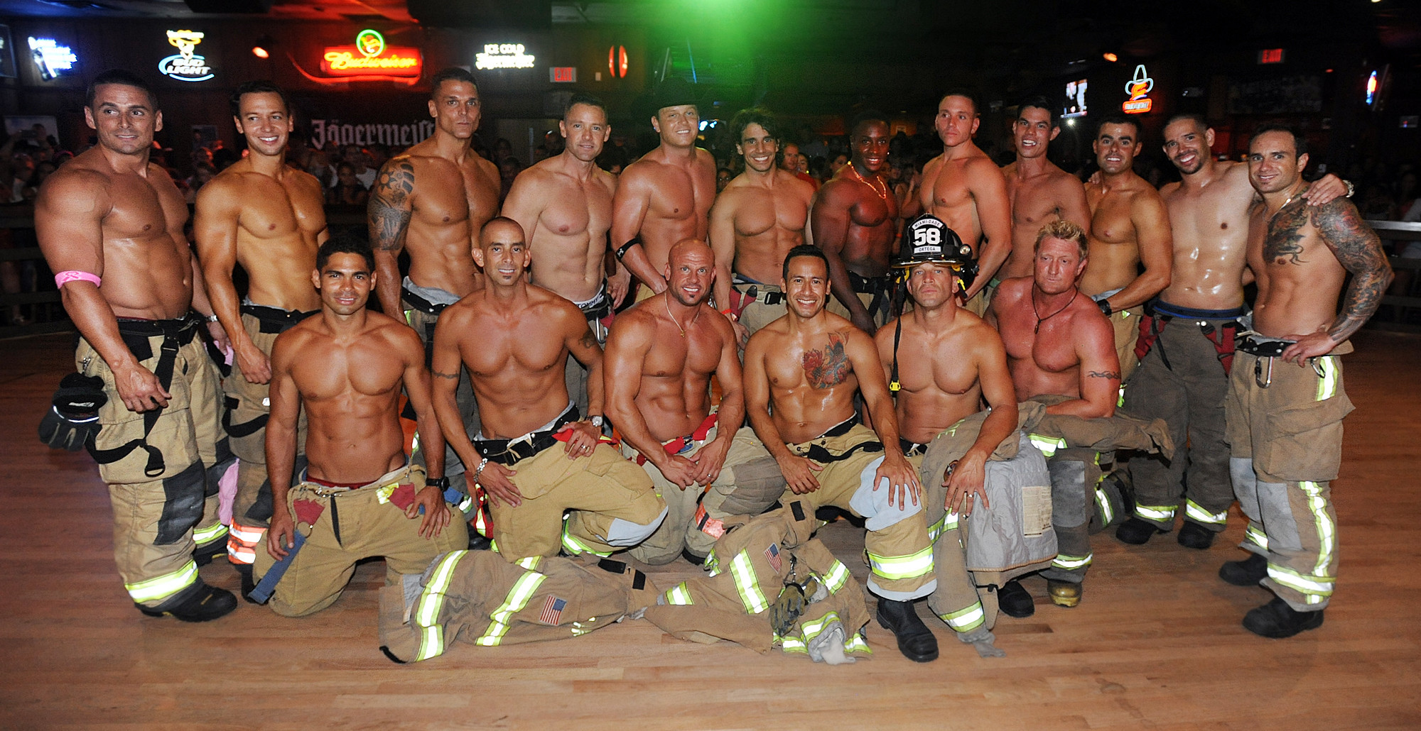 South Florida Firefighters Calendar 2014 pictures ...