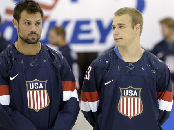 Team USA 2014 Olympic hockey jerseys draw critical reviews - latimes c6b74ab00b7