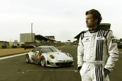 Actor Patrick Dempsey To Race Saturday At Grand Prix Of Baltimore