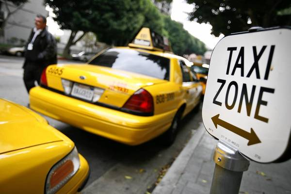 Taxi apps take guesswork out of getting a ride latimes.