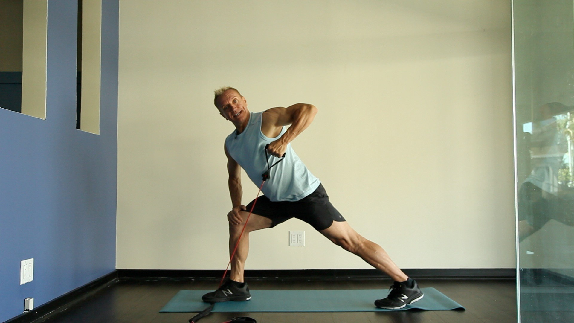 Try This  The Lawn Mower Exercise