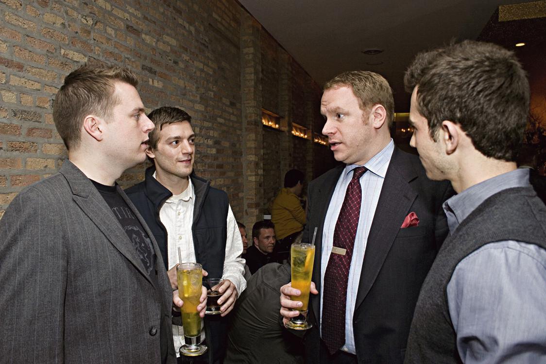 The straight men you meet at gay bars - RedEye