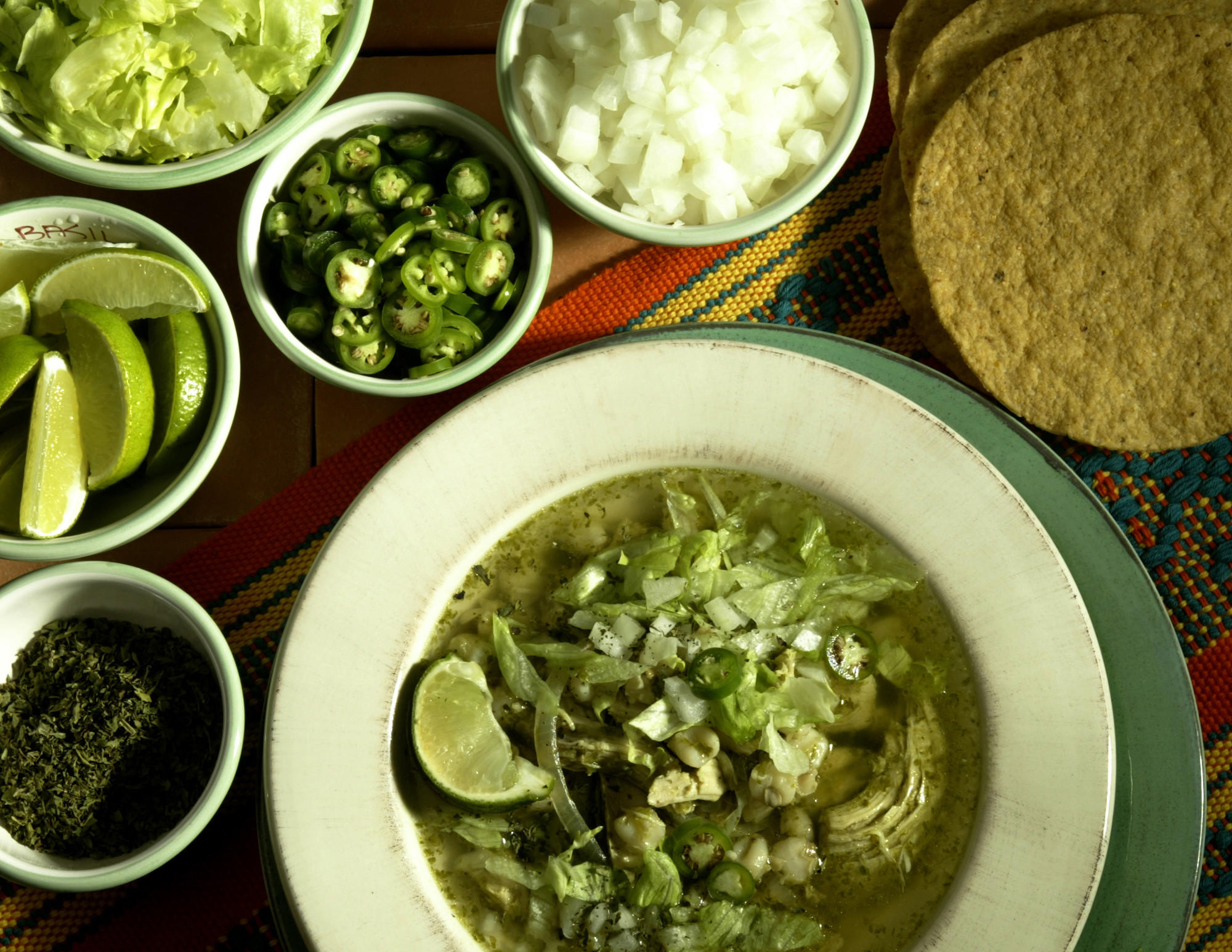 Recipe Pozole Verde Green Pozole La Times Cooking