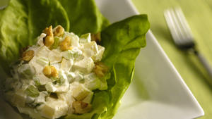 Simple Waldorf salad