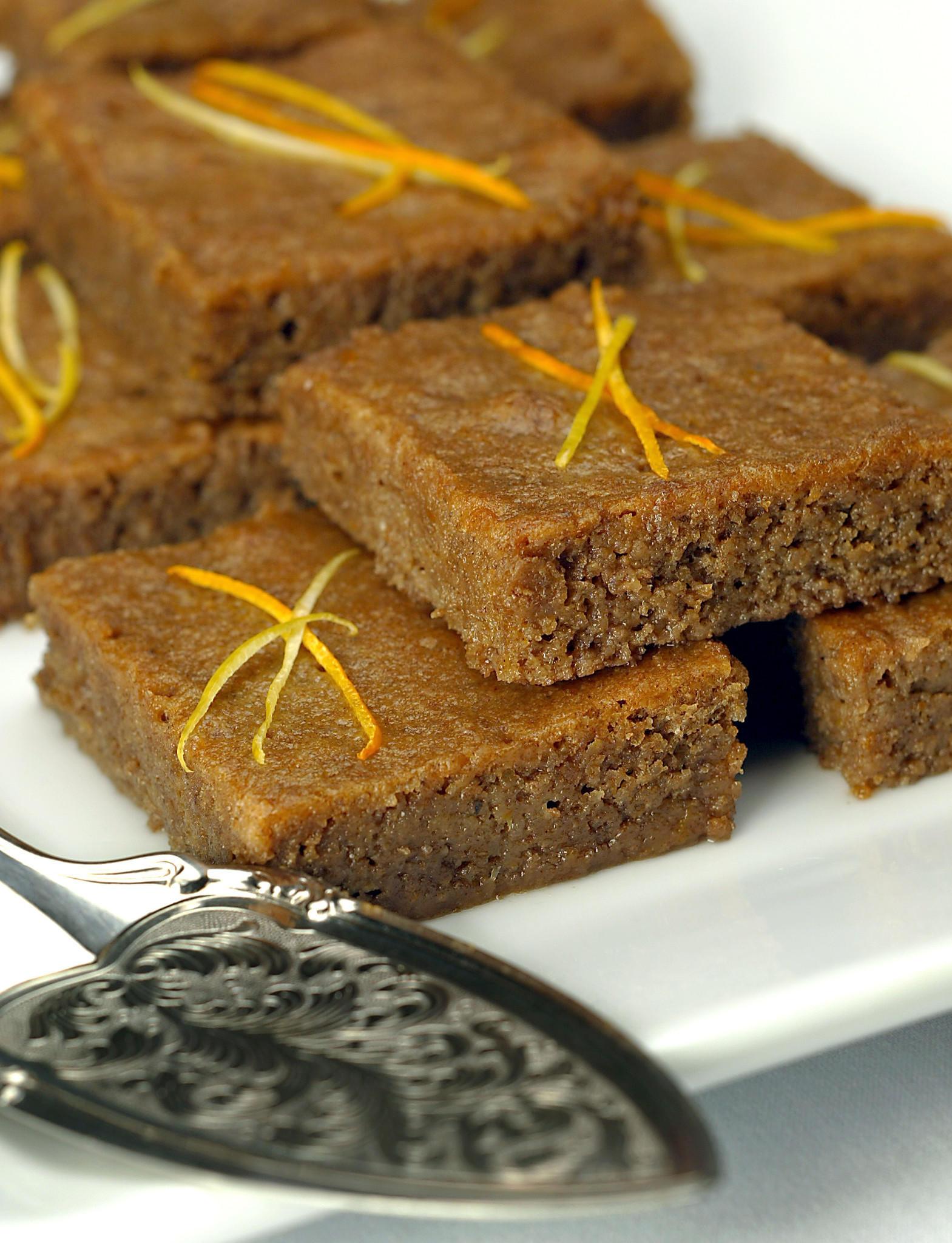 Sponge Cake For Single  Inch Spring Pan