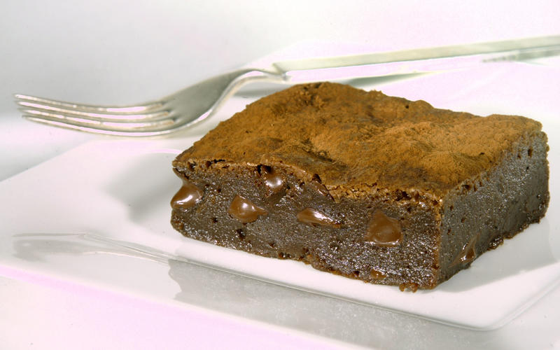 Recchiuti fudgy brownies