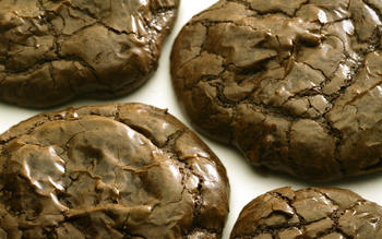 Some Crust Bakery mocha cookies