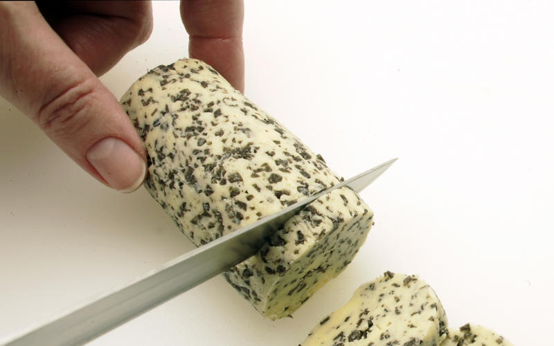 What does truffle butter look like sexually