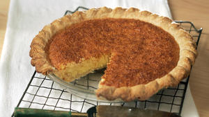 Golden Lamb Inn's old-fashioned coconut pie