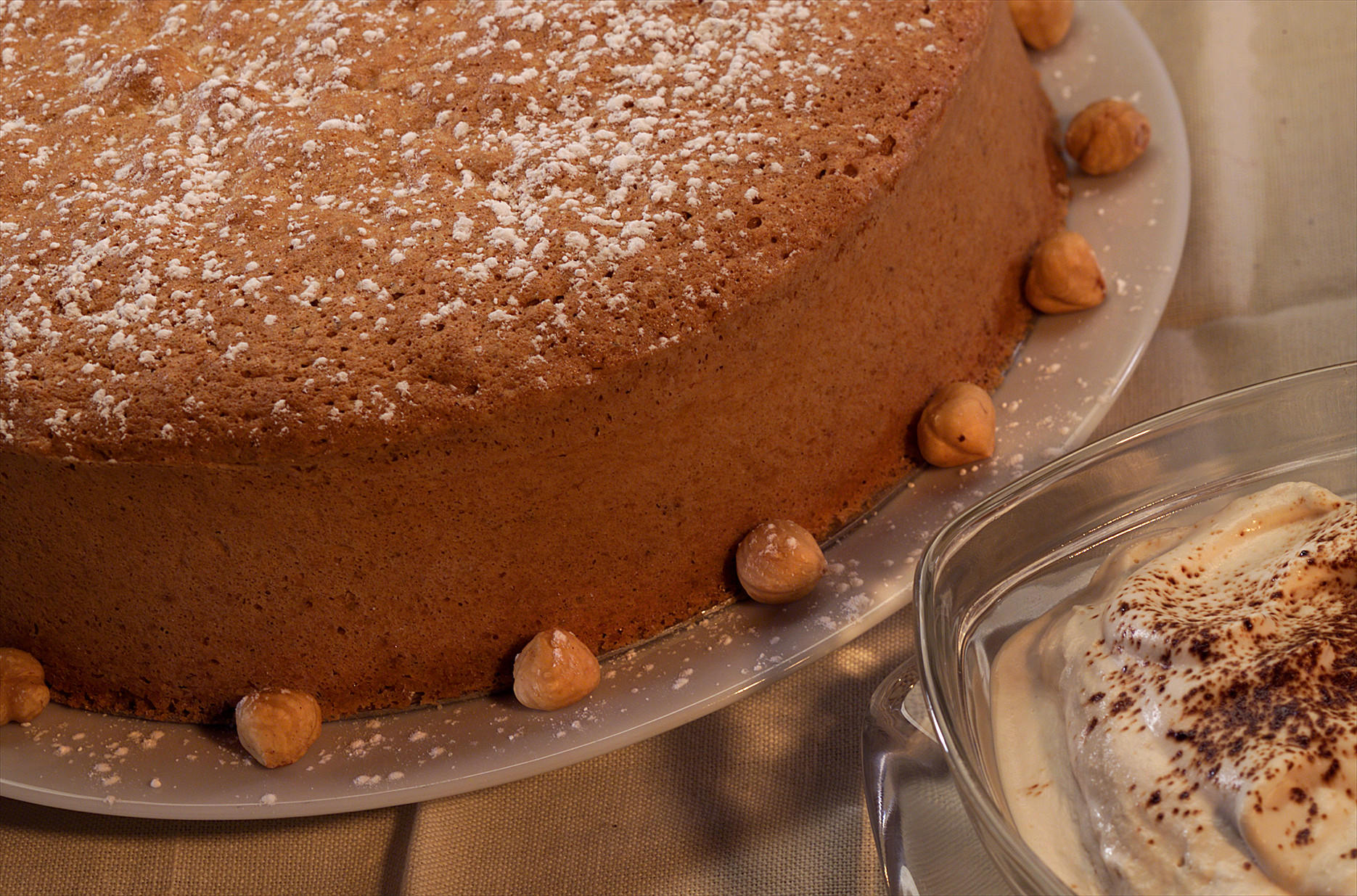 Recipe Hazelnut Torte With Espresso Cream California