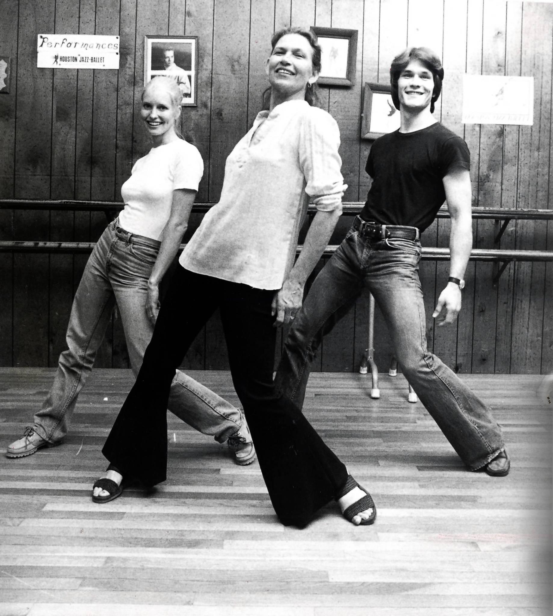 patsy swayze dies at 86 dance teacher was patrick swayze