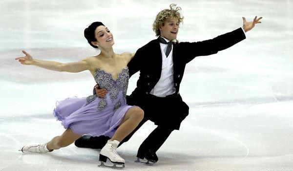 Ice dancers Meryl Davis and Charlie White enjoying big year - latimes cd51c150c
