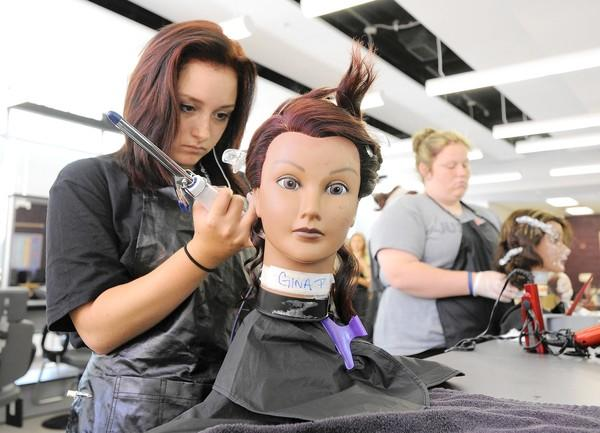 hair styling training courses revamped dundalk high gets new building tribunedigital 6817 | 600x433