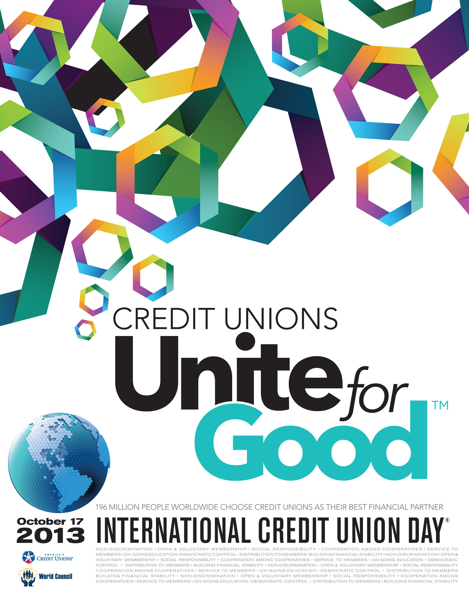 INTERNATIONAL CREDIT UNION DAY: PRESS RELEASE - Chicago ...
