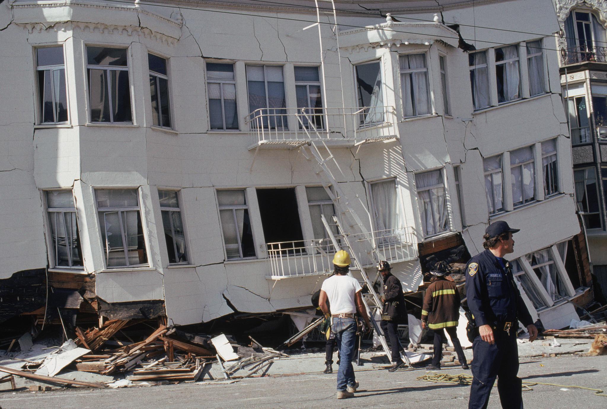 San Francisco Offers Lessons To L A On Quake Retrofitting