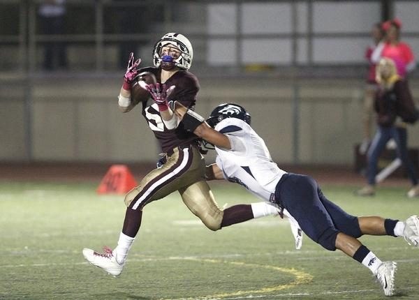 High School Football: Breakers hit reset button ...
