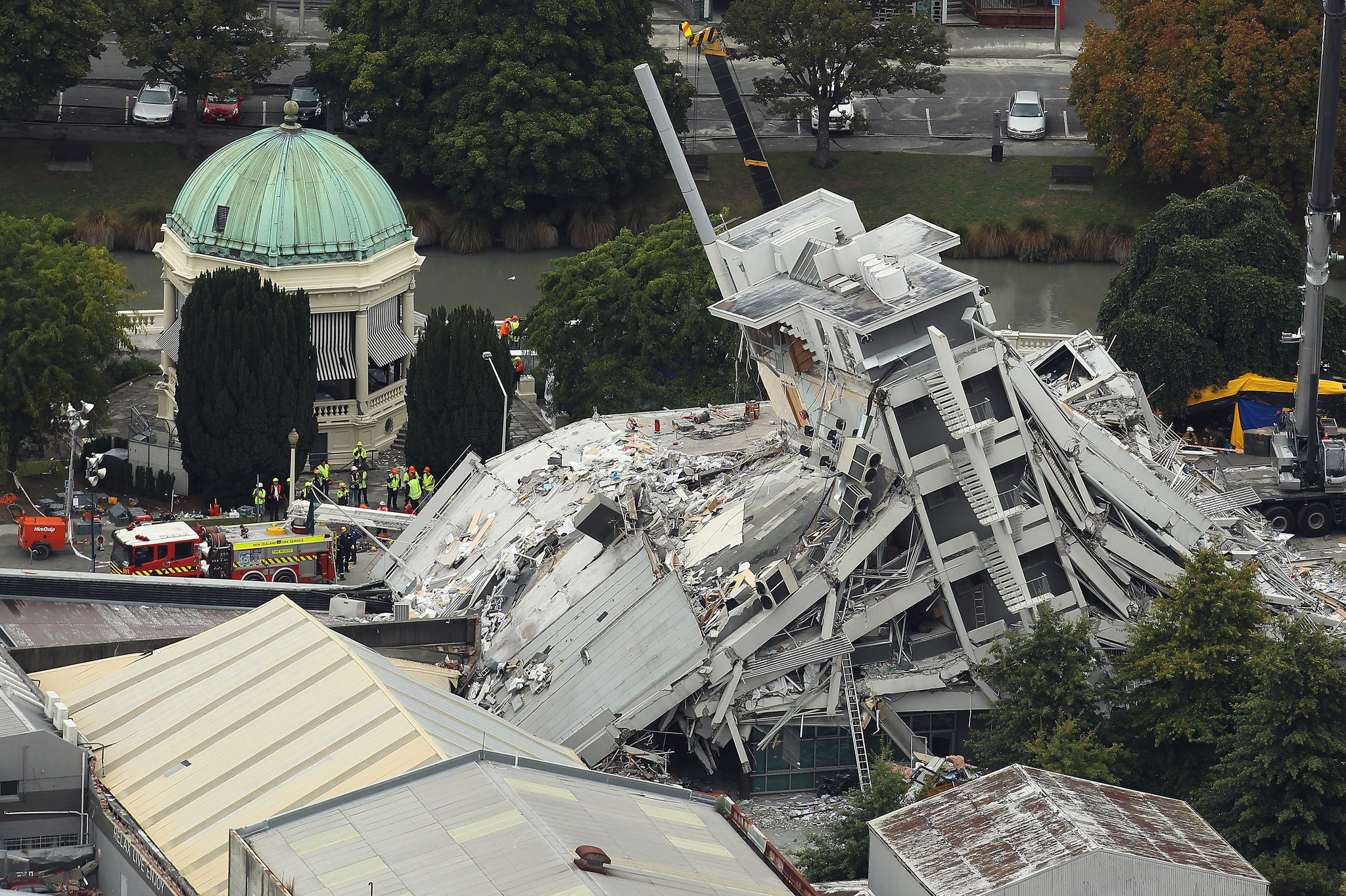 How A New Zealand Earthquake Led To Building Reforms