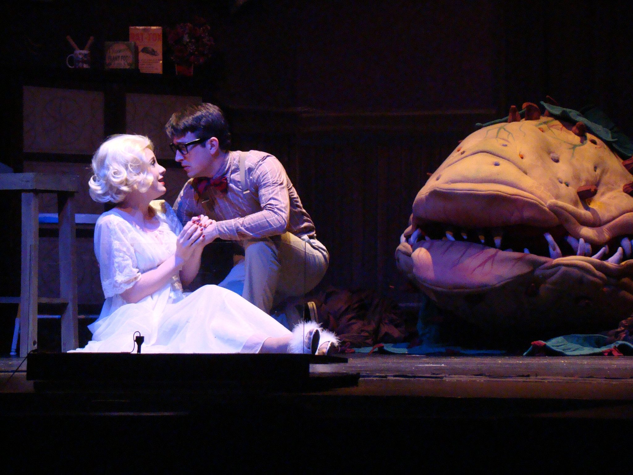 Pure delight in 2nd Star's 'Little Shop of Horrors