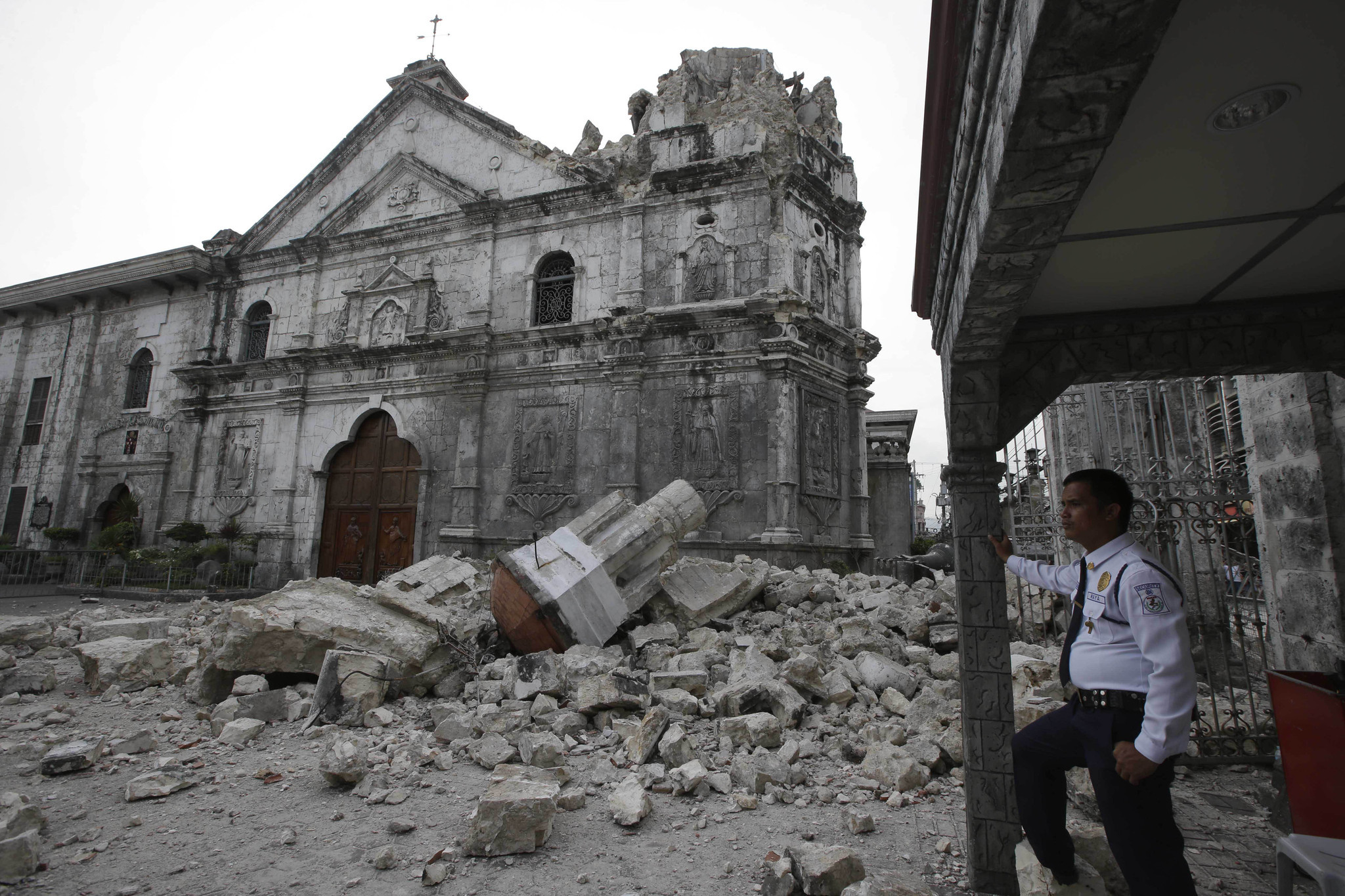 Philippines earthquake death toll hits 93; hospital ...