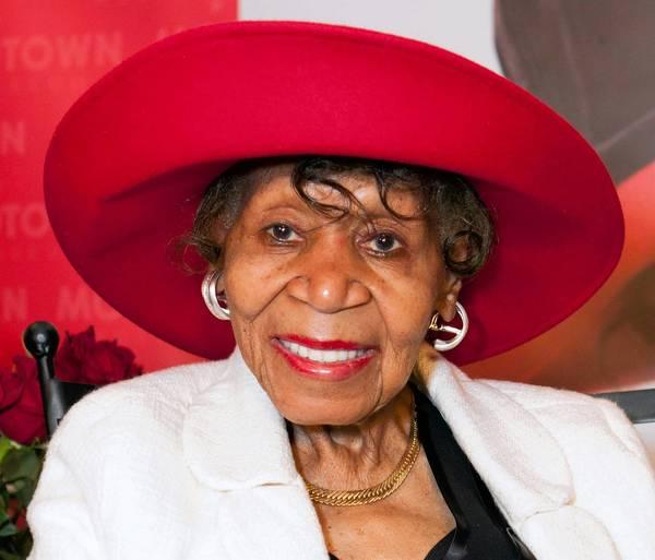 Maxine Powell Dies At 98 Former Model Ran Motowns Charm School