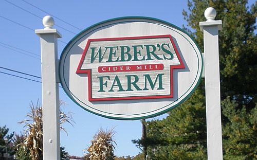 Weber S Cider Mill Farm Baltimore Sun