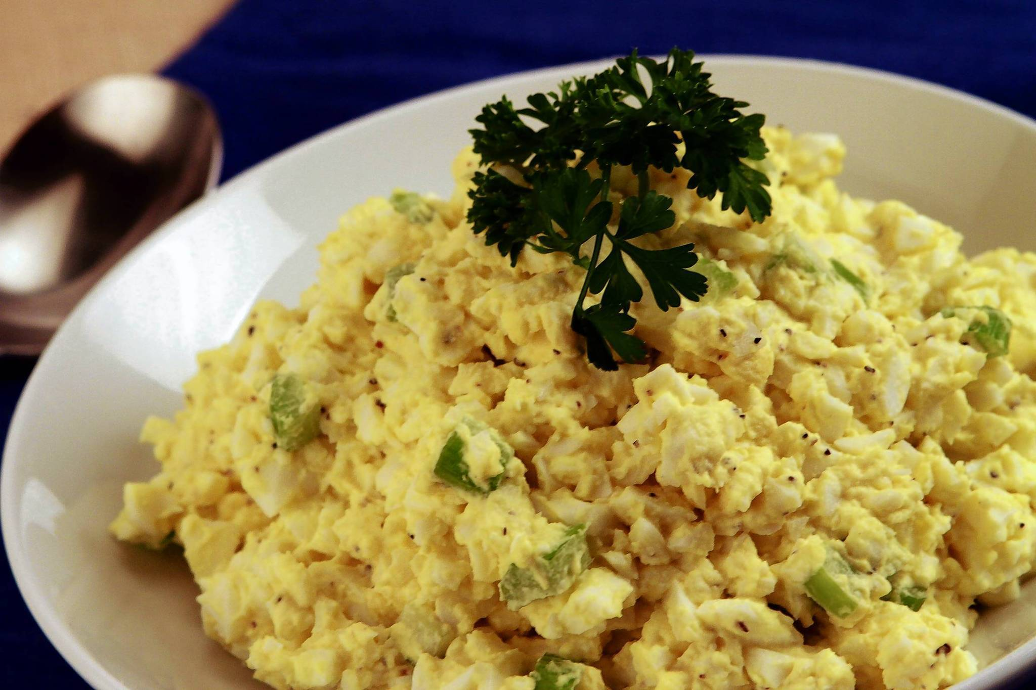 Canter's egg salad