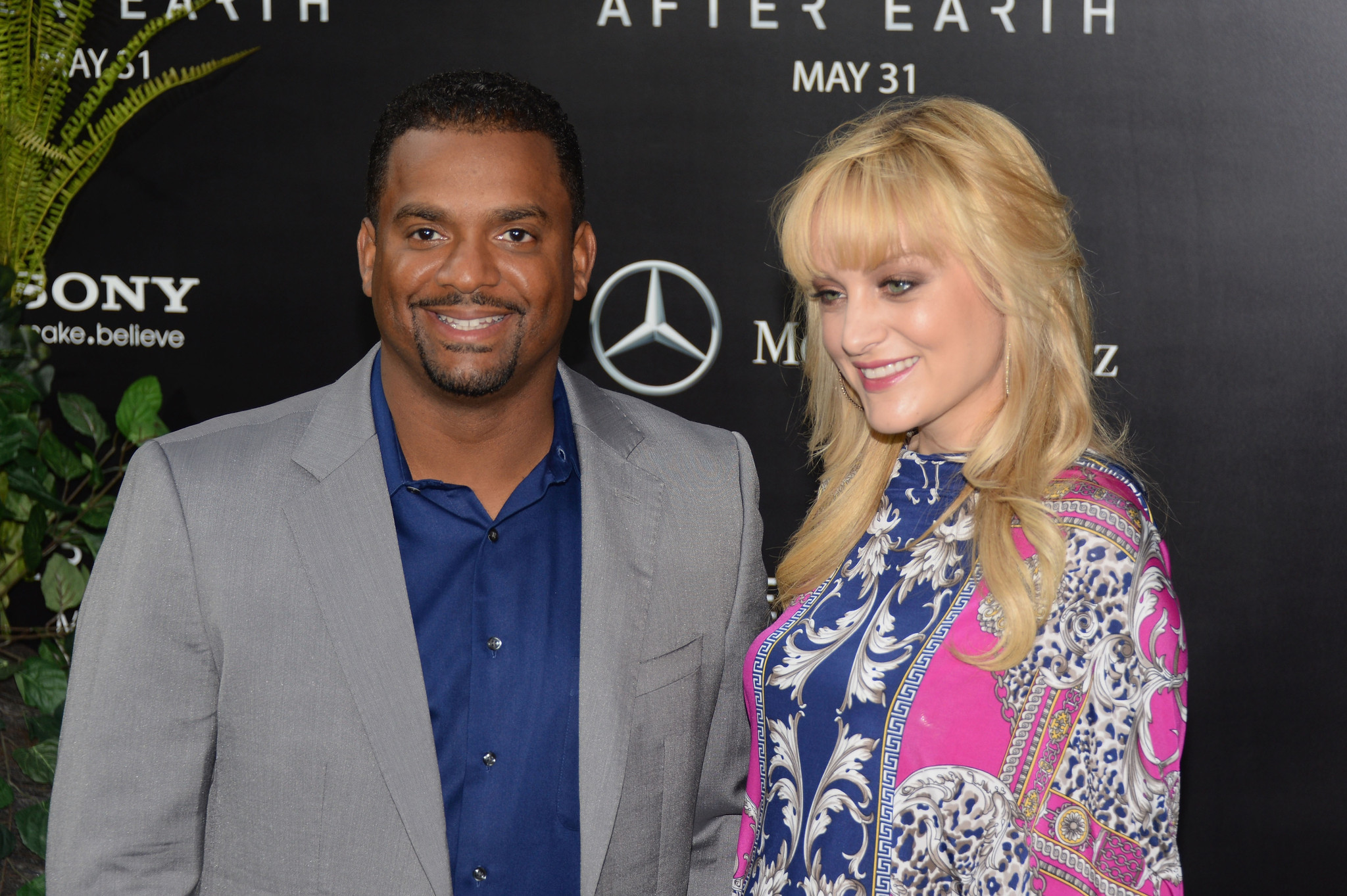 'Fresh Prince's' Alfonso Ribeiro welcomes second child, a ...