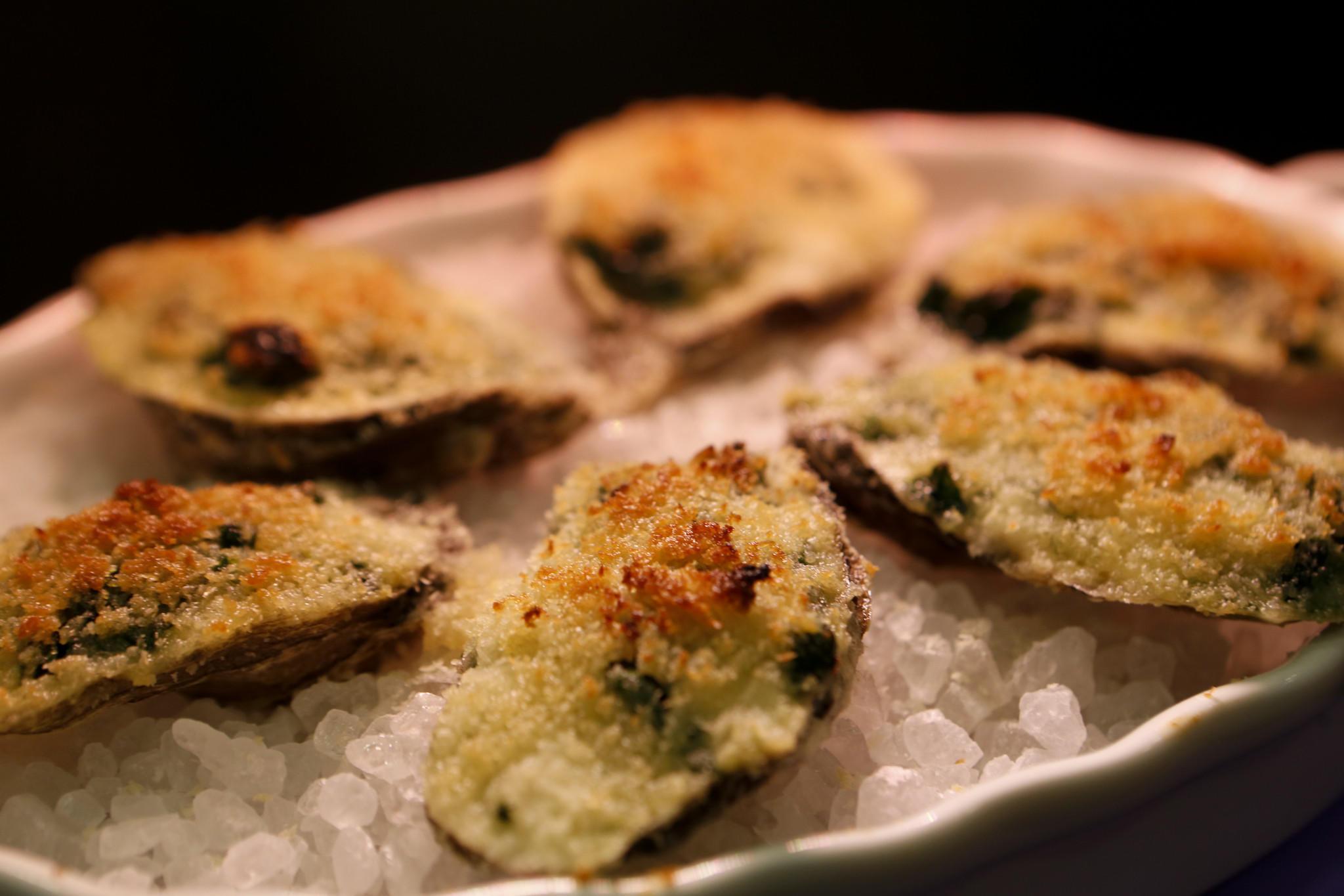 Recipe Oysters Rockefeller California Cookbook
