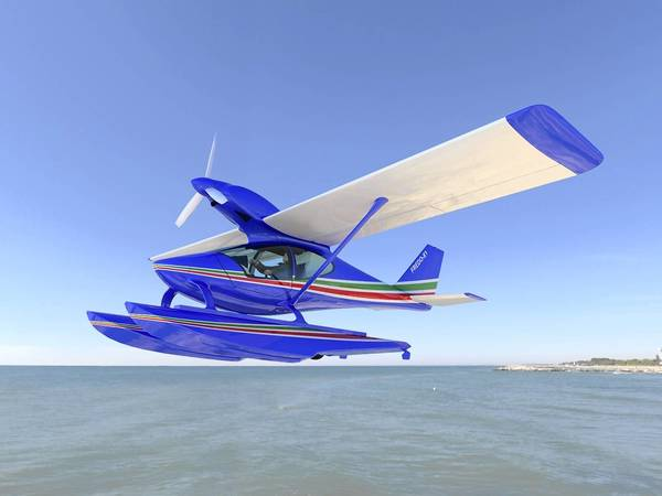 Despite delay, Italico plans to build aircraft in Kissimmee next