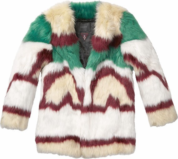 Designers Have It Covered With Fab Faux Fur. For Real