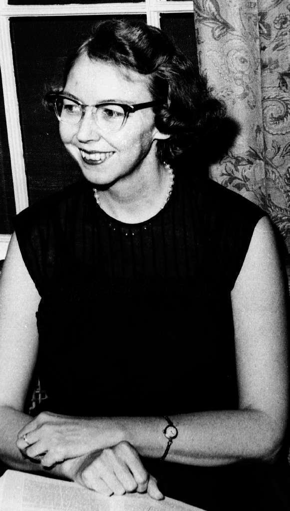 Flannery o connor single author comparison