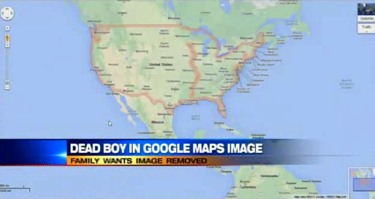 Google Maps to remove photo of murdered teen - Orlando Sentinel