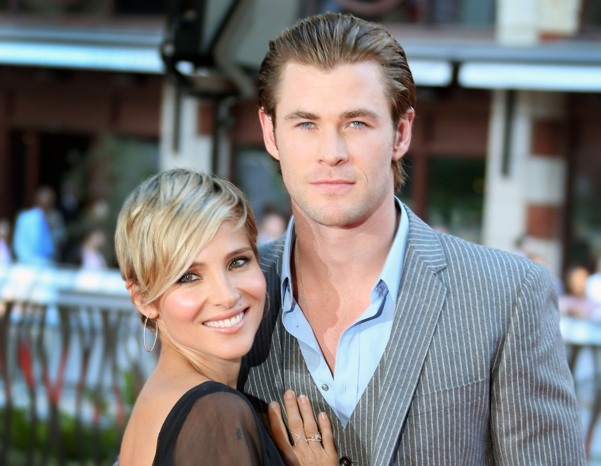 'Thor' Star Chris Hemsworth's Wife Is Pregnant With Baby