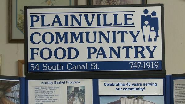 Plainville Ct Food Pantry