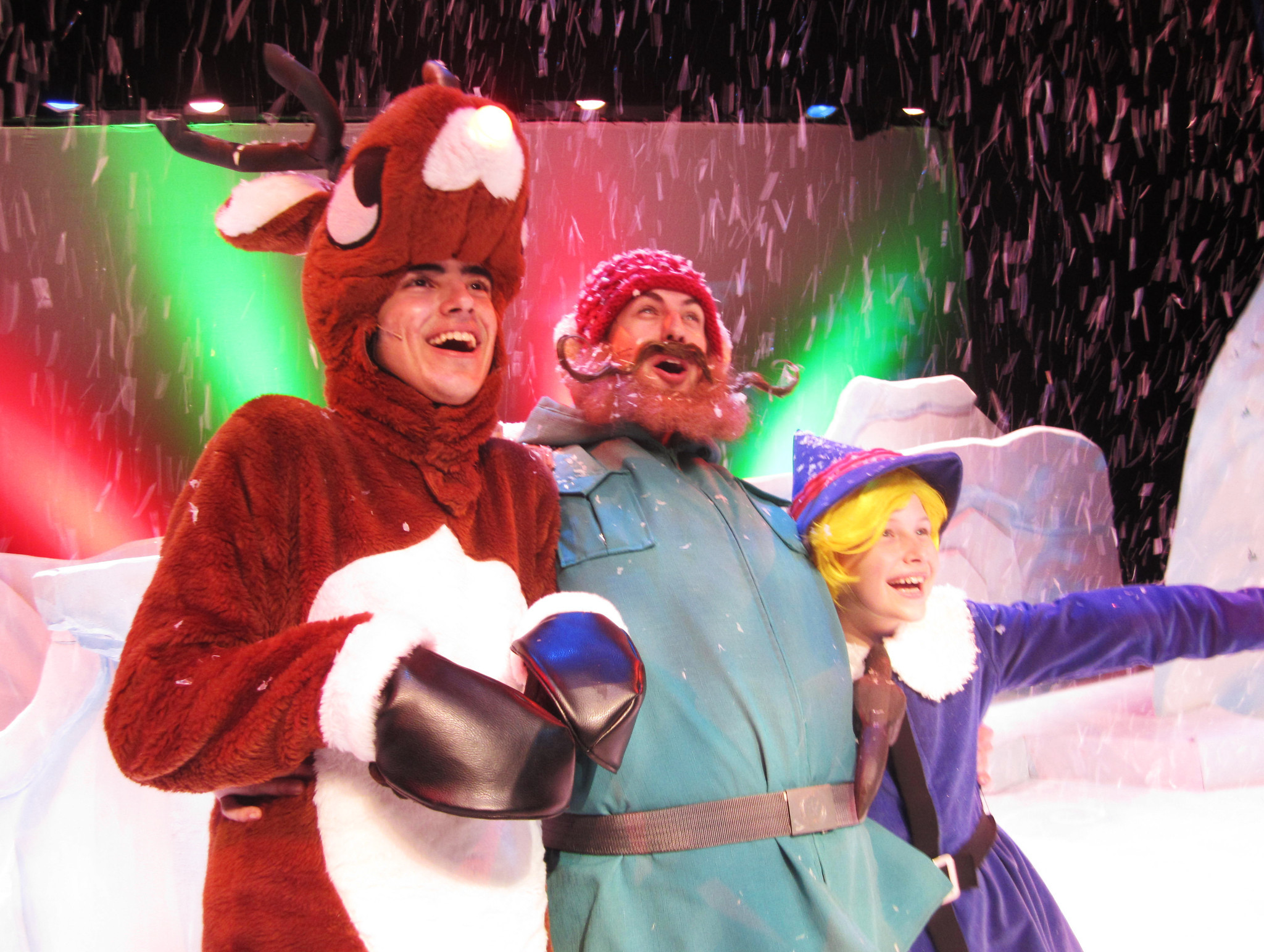 Rudolph the Red-Nosed Reindeer review - Orlando Sentinel